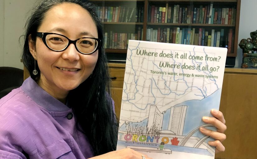 EPISODE 10- LEARNING ABOUT OUR MUNICIPAL WATER SYSTEMS WITH MARIKO UDA
